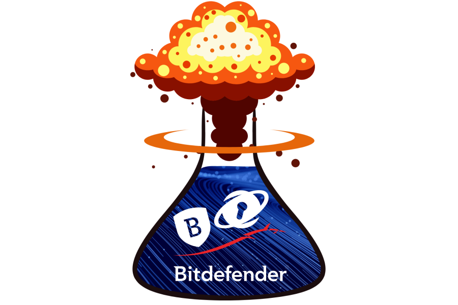 Bitdefender's online protection and Safepay components exploding when brought together